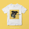 Custom Pet Portrait T-shirts - GoMine
