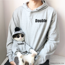 Personalized Matching Dog and Owner Hoodie