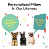 Custom Pet Photo Pillow - GoMine