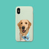 Custom Pet Portrait Phone Case - GoMine