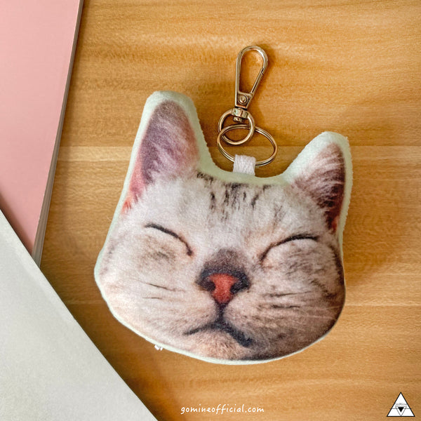 Personalized Pet Photo Keychain - GoMine