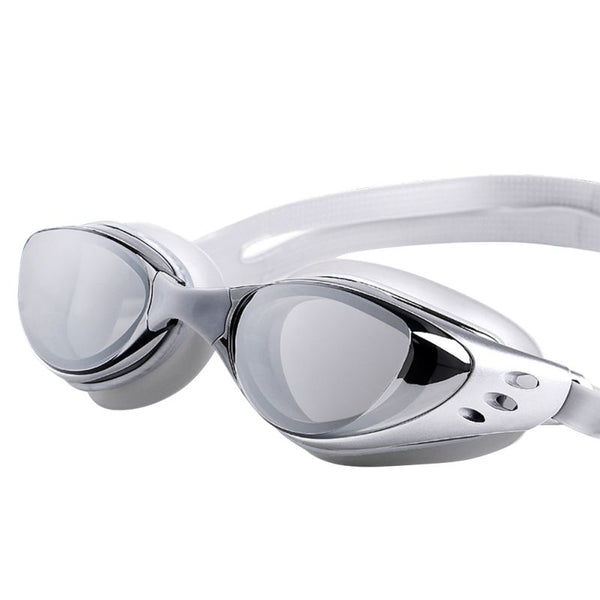 Adjustable Waterproof Anti Fog UV Swimming Glasses