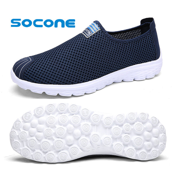 Comfort Men&Women Breathable Walking Shoes
