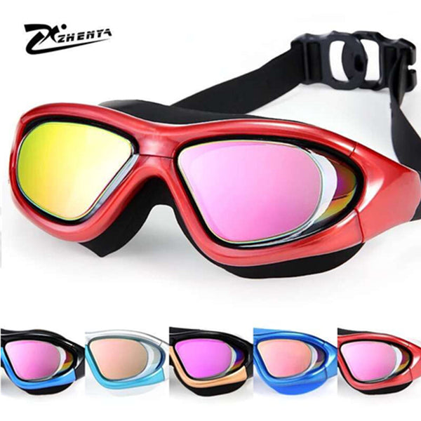 professional Anti Fog Waterproof  Swimming glasses