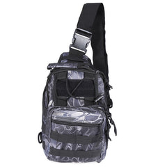 600D Outdoor Camping Hiking Backpack