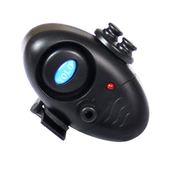 Electronic LED Light-Sound Wireless ABS Fish Bite Alarm