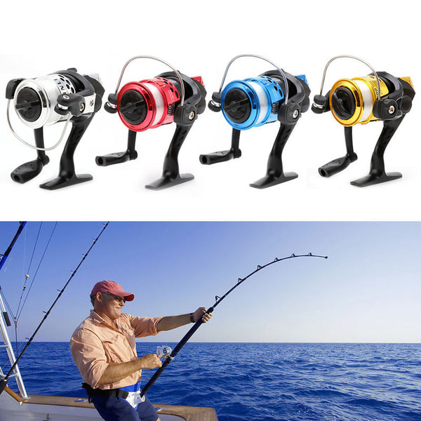 High Speed G-Ratio 5.2:1 Bait Folding Fishing Reels