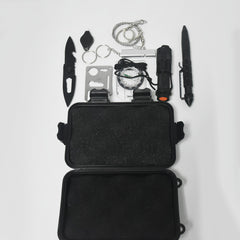 9 in 1 Outdoor survival kit