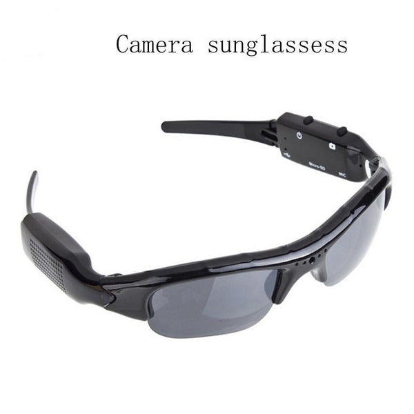 Digital Audio Video Mini Camera DVR Sunglasses