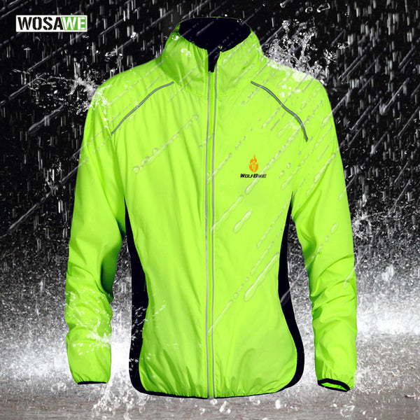 Windproof Long Sleeve Professional Jacket