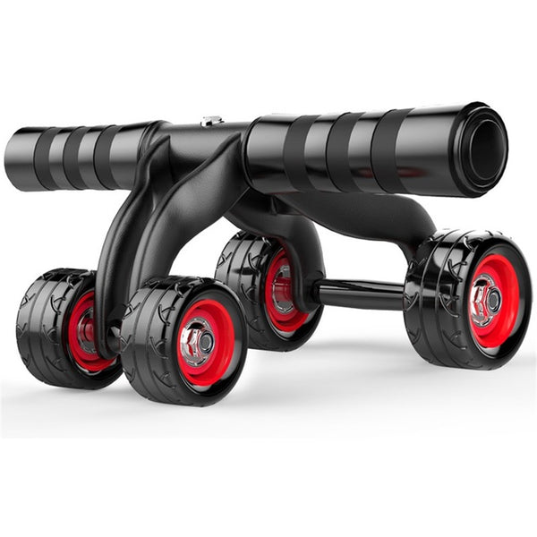 Four-Wheels Abdominal Ab Rollers