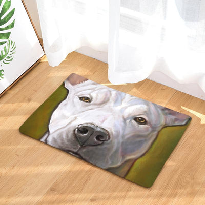 Awesome Dog Printed Anti-Slip Floor Mats - DogBlabShop