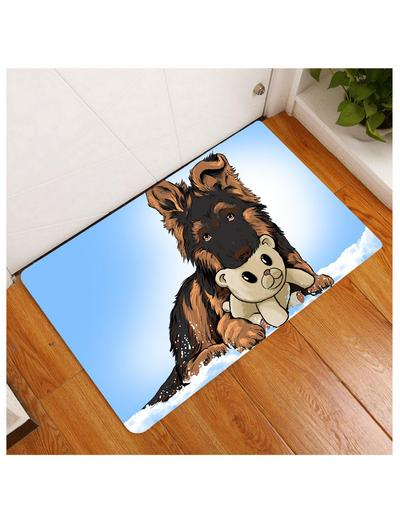 Modern Dogs Anti-Slip Floor Mats (Customizable)