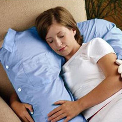 Boyfriend's Arm Body Hug Pillow - DogBlabShop