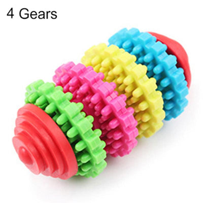 DOGBLABSHOP  - TEETH CLEANING TOY - Free Just Pay Shipping