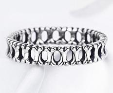 Adorable Doggy Bone Ring for Women