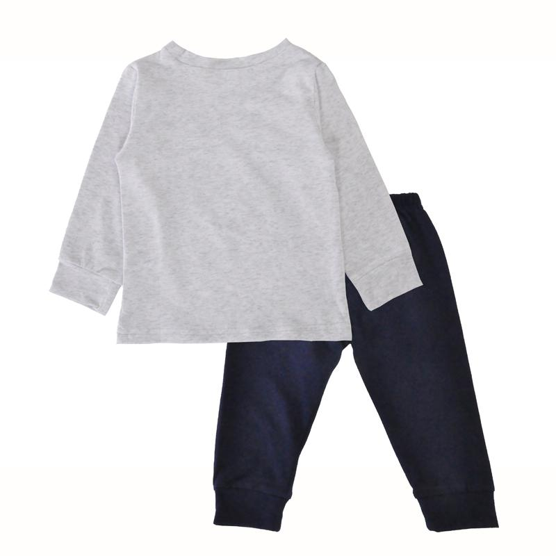 Cute Dog Sweatshirt and Pants for Baby Boys