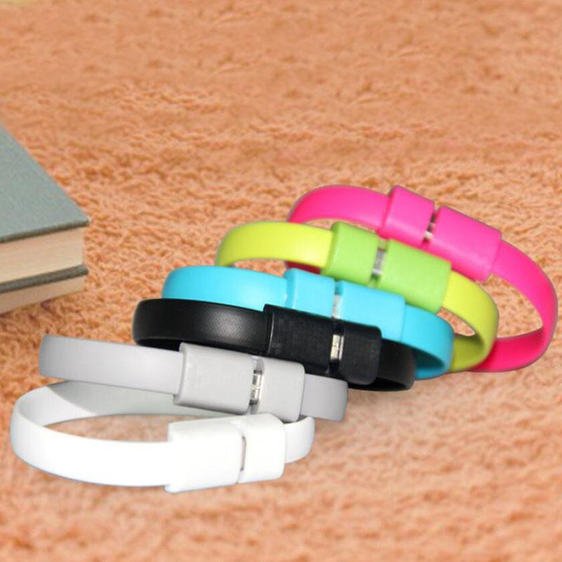 Cable Charger Bracelet for Apple Products