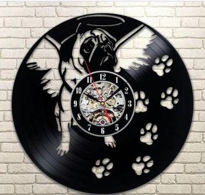 Animals Vinyl Record Wall Clocks - DogBlabShop