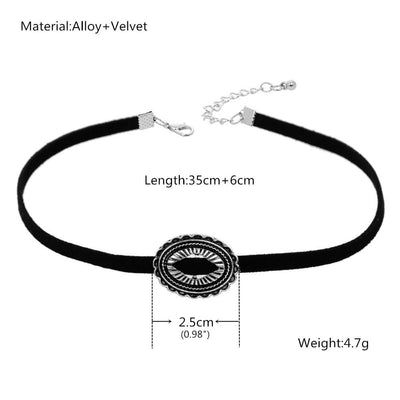 Cute Vintage-Style Chokers for Women