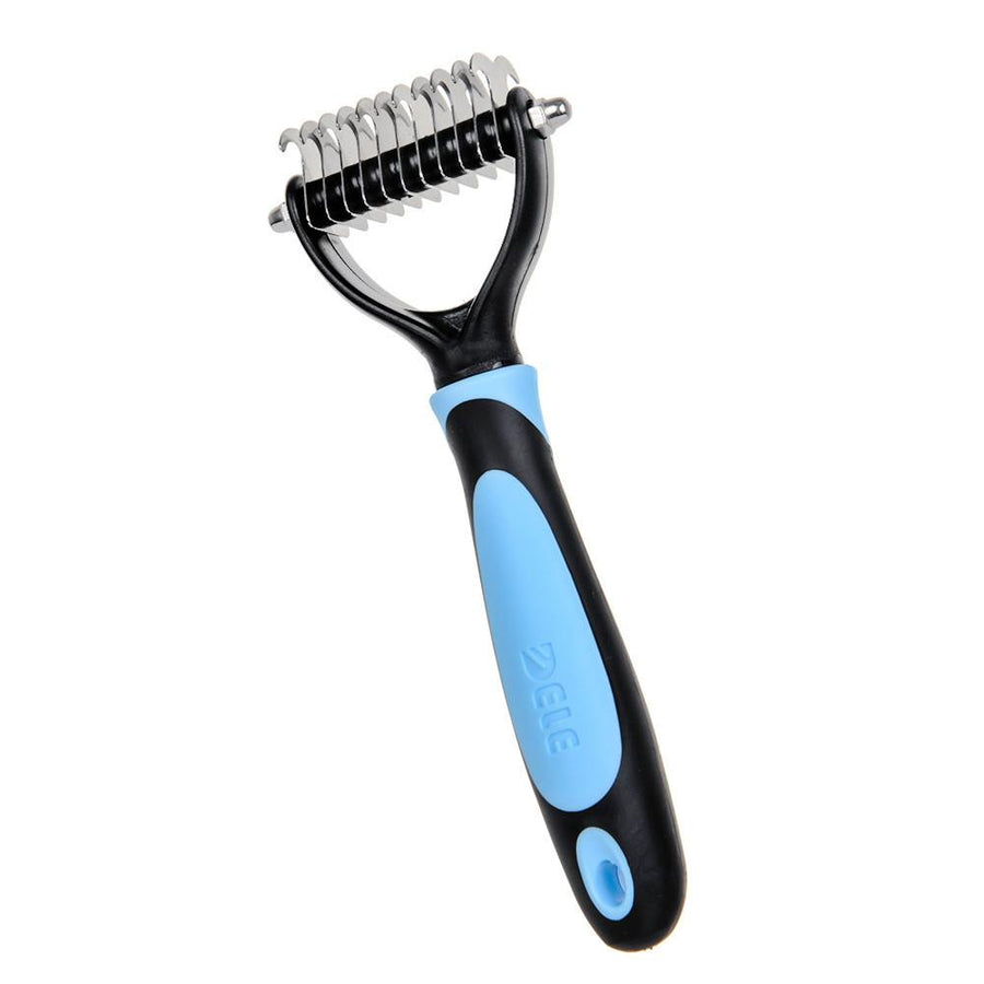 Professional Pet Grooming Brush Undercoat Comb For Dogs And Cats
