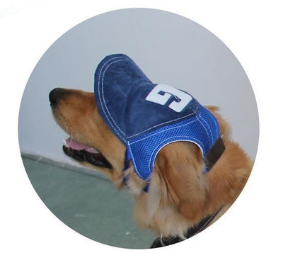 Breathable Baseball Dog Caps - Sun Protection For Large Dogs - DogBlabShop