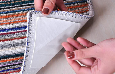 Double-Sided Adhesive Tapes for Carpets and Mats