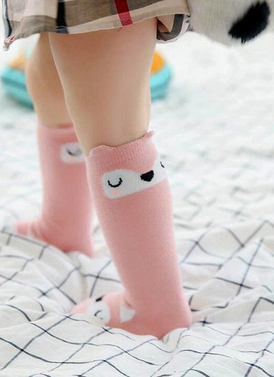 Cute Animal Socks for Toddlers