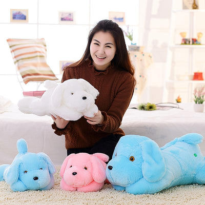Awesome LED Plush Stuffed Dog - DogBlabShop