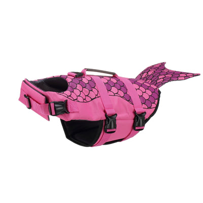 Life Jacket Costumes with Sunglasses for Dogs