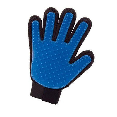 Copy of Pet Grooming Glove & Bath Brush -  Gentle Deshedding Glove Great For Grooming  And Washing