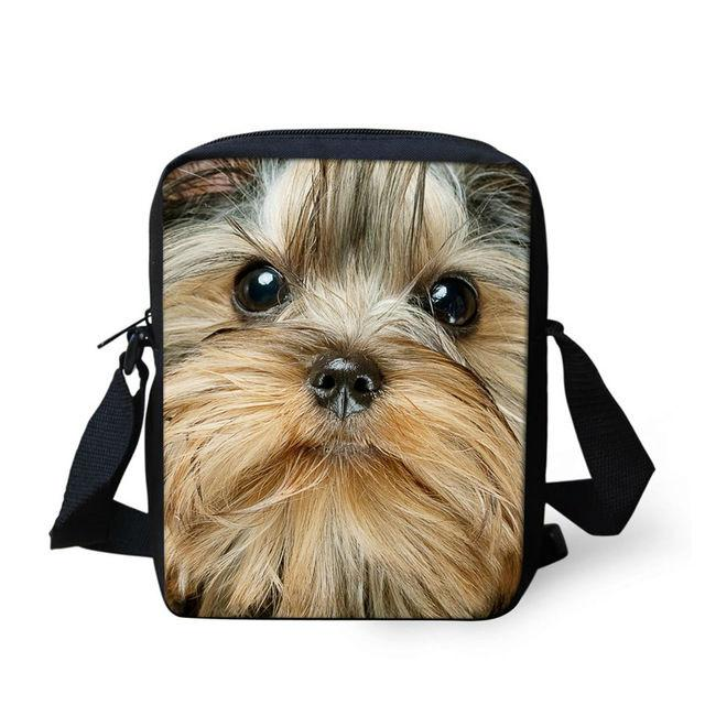 Cute Dogs School Bags for Kids
