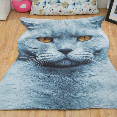 Cute and Fluffy Dog Blankets - DogBlabShop