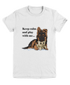GSD - Keep Calm And Play With Me (Youth Tee)