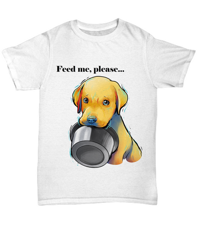 LAB - Feed Me Please (Unisex Tee)