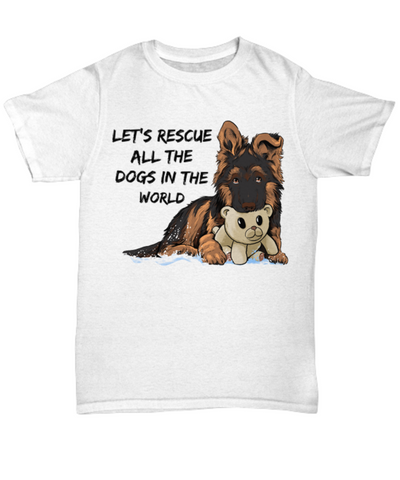 Let's Rescue All The Dogs In The World - With Puppy