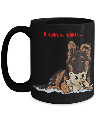 I Love You and Always Will Coffee Mug