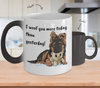 GSD - I Woof You (Color-Changing Mug)