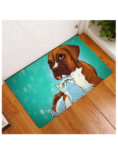 Amazingly Cute Floor Mats With Puppies (Not Available in Stores) - DogBlabShop