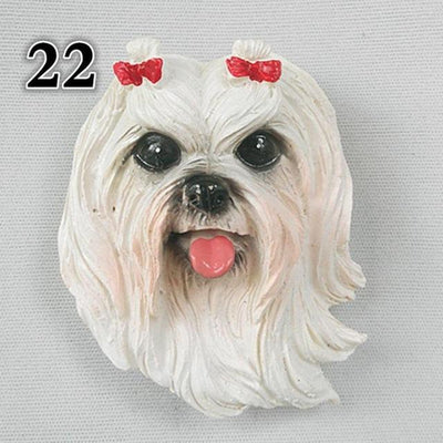 Dogs Fridge Sticker Magnets - DogBlabShop