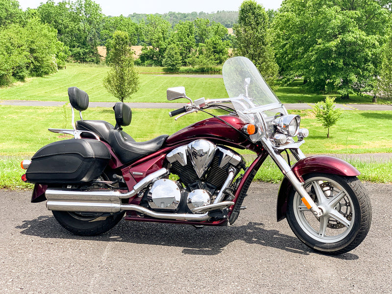 2011 Honda VT1300CT Interstate Cruiser V-Twin w/ Extras! Runs Great 29,068 Miles