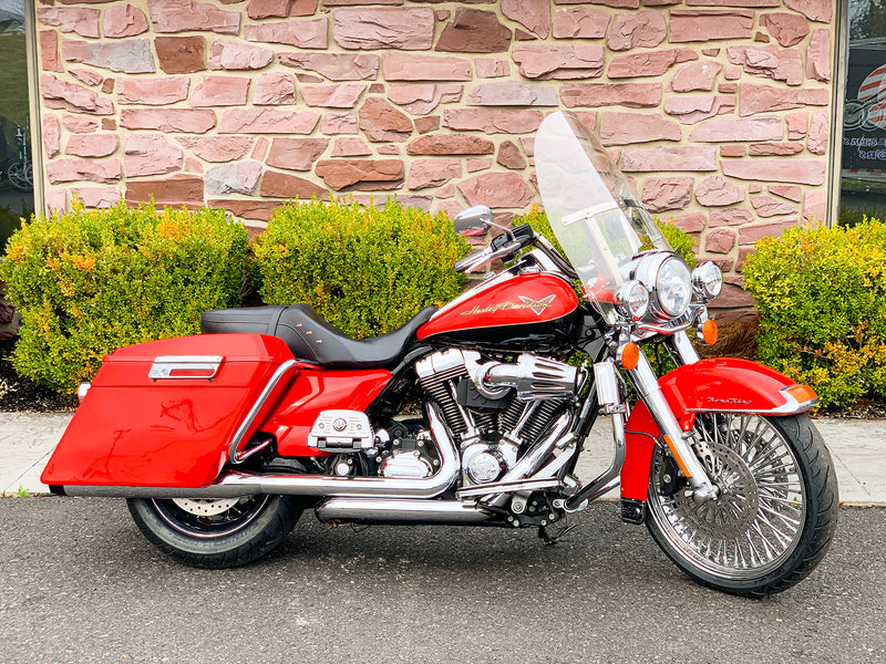 2010 Harley-Davidson Road King FLHR Custom Stretched Big Wheel Bagger Fat Daddy - $13,995