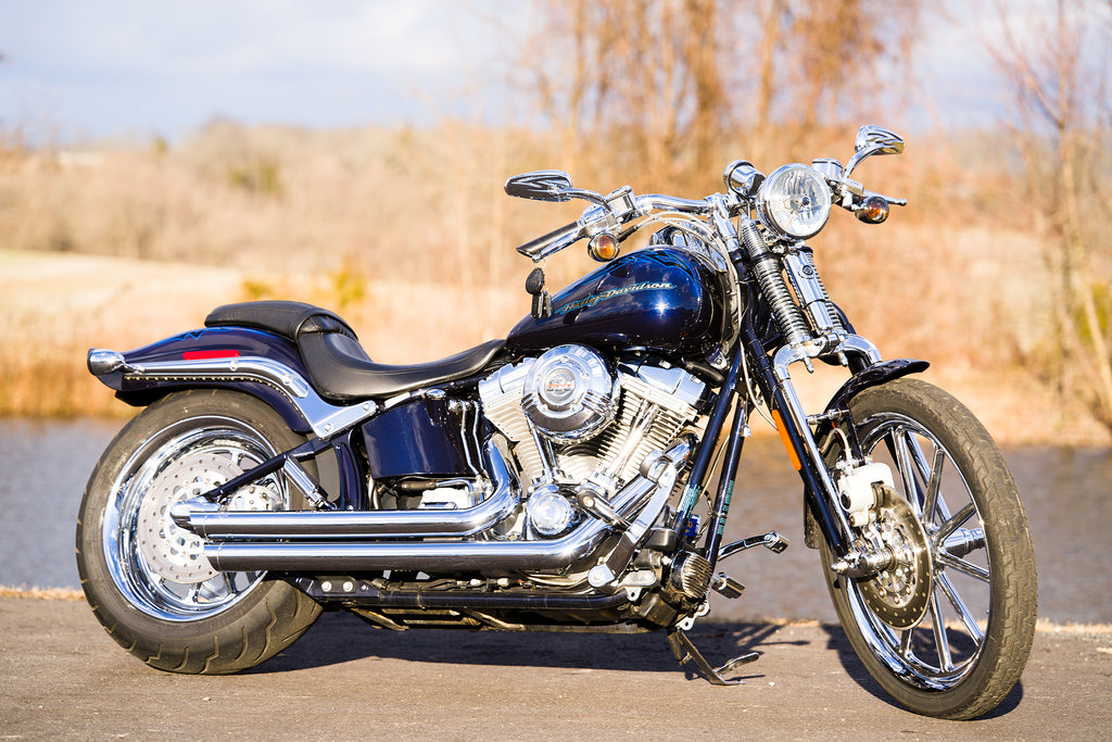 2007 Harley-Davidson Screamin' Eagle CVO Softail Springer FXSTSSE w/ Extras!!
