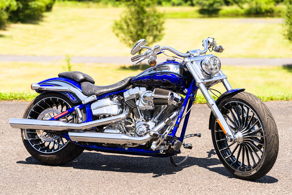 2014 Harley-Davidson CVO Screamin' Eagle Softail Breakout FXSBSE 13,964 Miles!!