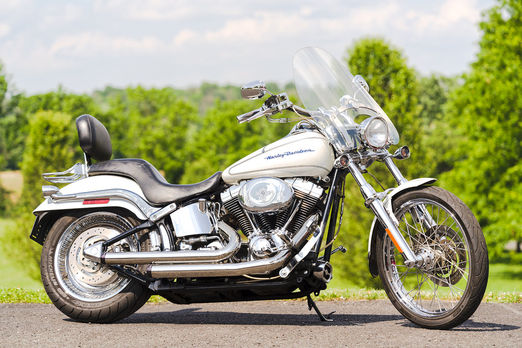 2005 Harley-Davidson Softail Deuce FXSTD FXSTDI Tons of Extras! Chromed-Out!!