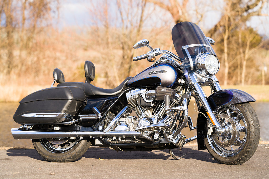 2008 Harley-Davidson CVO Screamin' Eagle Road King FLHRSE4 Only 11,506 Miles!!