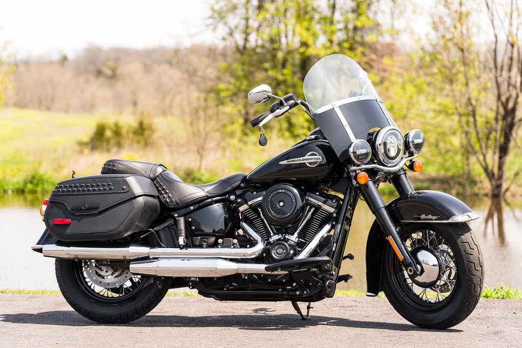 "2019 Harley-Davidson Softail Heritage Classic FLHC All Original 107""/6-Speed"