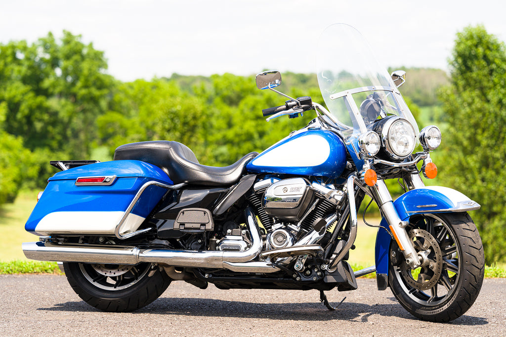 "2018 Harley-Davidson Police Road King FLHP FLHRP Only 8,934 Miles! 107""/6-Speed"