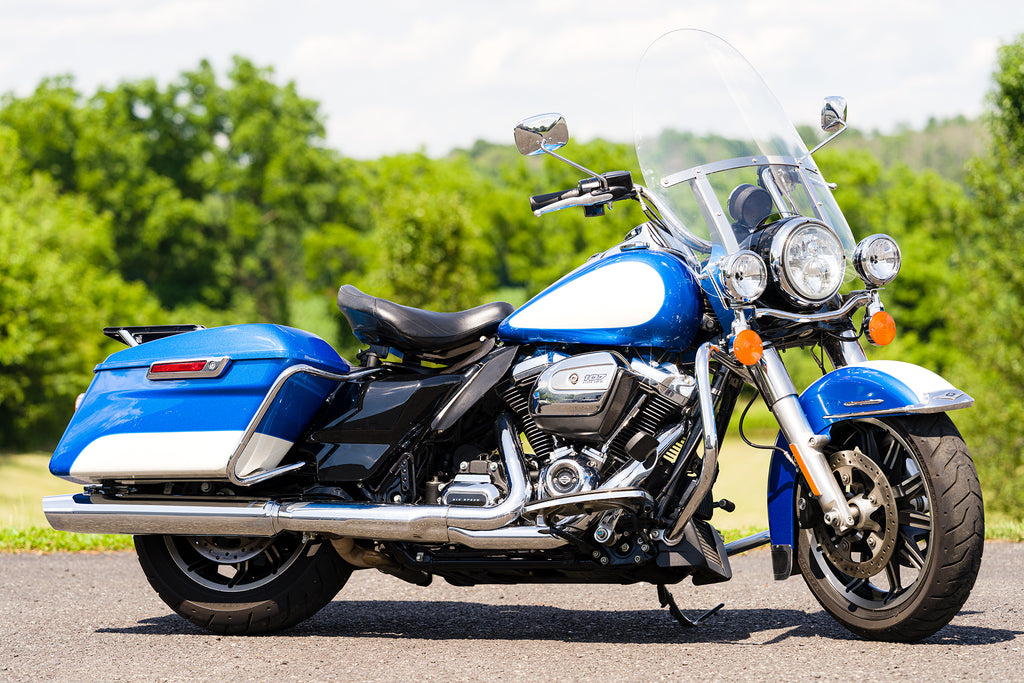 "2018 Harley-Davidson Police Road King FLHP FLHRP Only 11,968 Miles! 107""/6-Speed"