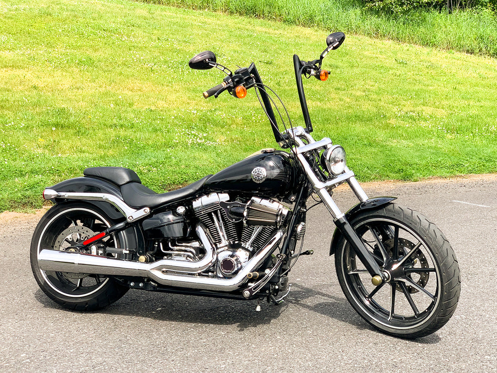2013 Harley-Davidson Softail Breakout Break Out FXSB 4,631 Miles! Stage IV 110""